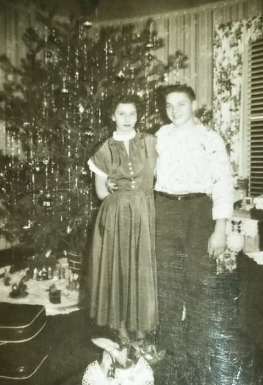 File:Anna Spurrier and John Sonny Rickard 1951.jpg