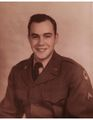 George Merchant, Corporal E-2, U.S. Army, Korean War (Photo courtesy of Nancy Merchant Langley).jpg