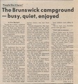 Campground Busy and Quiet from The Brunswick Citizen, Vol 12, No 30, July 25, 1985.pdf