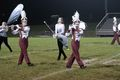 Band 2018, Lily Eckles (far left), Maddie Ahalt (left), Heather Goodnow (middle), Emma Allgaier (right), October 2018.jpg