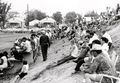 Maryland State Championship, Little League spectators on the 1st base side - 1968.jpg