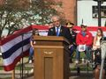Mayor Jeff Snoots at the Brunswick Veterans Day Parade November 6, 2016 Photo from Jeff Snoots facebook page.jpg
