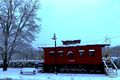 Caboose in Railroad Square, January 13, 2019.jpg