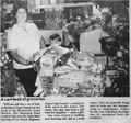 Barbara Cooper at Acme Market from The Brunswick Citizen, Vol 6, No 41, October 11, 1979.jpg