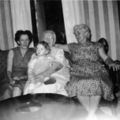 Peggy Bowers, Sudie Mann Kidwell, Grace (Kidwell ) Bowers and Debbie Hotchkiss OHaver.jpg
