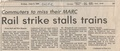 MARC Strike Stalls Trains from The Frederick Post, June 8, 1990.pdf