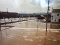Flood looking toward the River Bridge January 19 to 21, 1996.jpg