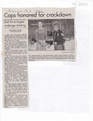 Cpl Robin Brady Honored at Luncheon from The Frederick News Post, December 6, 2000 .pdf