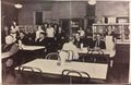 Restaurant at the YMCA. This photo appears to have been taken in the 1920s or '30s..jpg