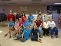 American Legion 2018 Auxiliary Volunteers help pack boxes for the military, June 2018.jpg