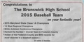 Baseball 2015 Champions from The Brunswick Citizen, June 4, 2015.pdf