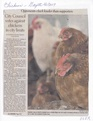 City Council against chickens from The Gazette, February 5, 2009.pdf