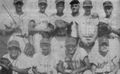 Ronnie Gilbert, Sr. was the first Brunswick baseball player to break the color barrier in organized ball.jpg