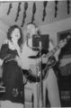 Patsy Cline & Bill Peer on stage at the Brunswick Moose club in 1953..jpg