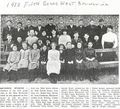 West Brunswick School Fifth Grade 1913 from The Frederick Post, March 28, 1962.jpg