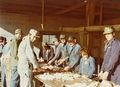 Country butchering at George Farm with a group of men.jpg