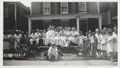 Events - 1946 West Brunswick Elementary School May Day king & queen and their court.jpg