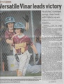 Little League 2019 Carter Vinar Leads Victory from The Frederick News-Post, June 30, 2019.pdf