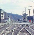 Train in the B&O yard at Brunswick in 1975.jpg