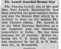 Charles Lowell, Pfc from The Blade-Times circa 1944.jpg