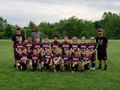 Lacrosse Team 2018, Junior Railroader U10 . Photo Christina Stoner.jpg