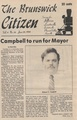 Mayor Richard G. Campbell runs for Mayor from The Brunswick Citizen, Vol 11, No 26, June 28, 1984.pdf