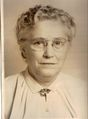 Principal - E. Virginia (Patty) Wenner was the first woman to serve as a school principal in Frederick County..jpg