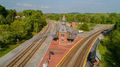 Point of Rocks Train Station by Todd Crone. About ten miles from Brunswick.jpg