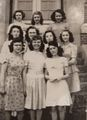 Class of 1948 - Brunswick High School girls that graduated in 1948.jpg