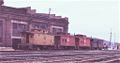 Caboose track behind the roundhouse Brunswick, MD 1974.jpg