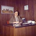 Sam Brown at his desk at the Farmers & Mechanics Bank s.jpg