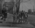 Kids and merchants on the 100 Block of East Potomac Street in the early 1900s.jpg