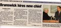 New Police Chief Clark Price from the Gazette, Januray 4. 2001.jpg