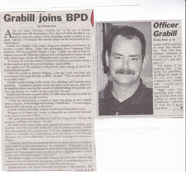 File:Jason Grabill joins Police Department from The Brunswick Citizen.pdf