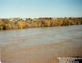 Flood of 1985 on the Potomac River. Photo taken from the Bridge (4).jpg