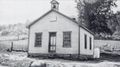 Burkittsville Colored School, also known as the Molly Bruner School.jpg