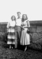 Patsy Kagey Rooney, James Rooney and Mildred Nalley Walker.jpg