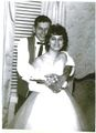Johnny Norris and Judy Norris-Gardner before 1961 BHS Prom.jpg