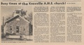 A.M.E. Church Knoxville from The Brunswick Citizen Noveber 13, 1986.pdf