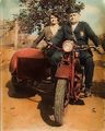Police - Chief Ambrose with his wife in the sidecar.jpg
