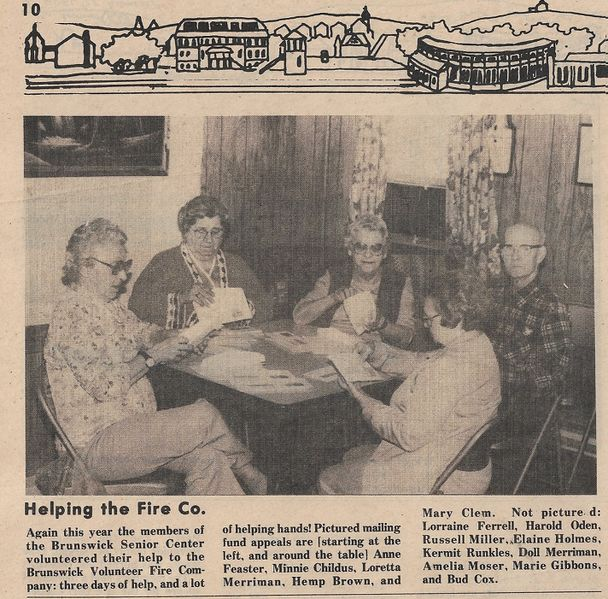 File:Senior Center 1986 Helping the Fire Company from The Brunswick Citizen, February 27, 1986.jpg