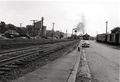 B&O yard in the early 1950s, West Bound Station, Coal Tipple.jpg