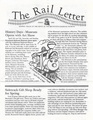 The Rail Letter,Spring 1998, Keeping Track of the News.pdf