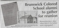 Brunswick Colored School Reunion from The Frederick News-Post, July 17, 2002.pdf