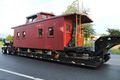 Caboose at its new home, Photo by Michael Tome.jpg