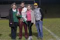 Band 2018 Senior Night, Patricia Ainsworth, Alex, Gabriella, Carlo Alfano, October 2018.jpg