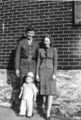 George Bowers, Sr, Lucille (Chambers) Brown and her son Brooks.jpg