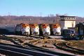 MTA commuter trains lined up in Brunswick's eastern yard.jpg