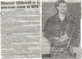Band 2009 Directory Curtis Glidewell One-man Show from The Brunswick Citizen, April 30, 2009.pdf