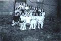 Sports - 9th High School Girls Gym Class behind BHS - 1950.jpg